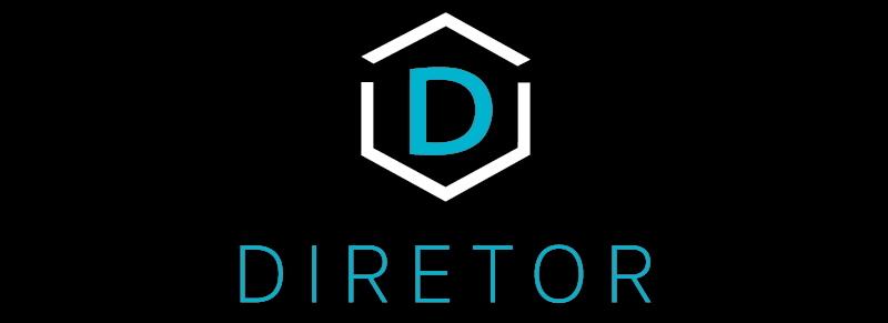 Diretor Kiinteistöjen logo