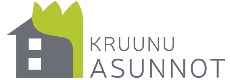 Kruunuasunnot Oy:n logo